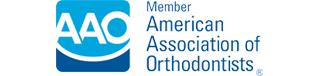 AAo Logo at Britto Orthodontics in Chantilly and Woodbridge VA