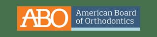 ABO Logo at Britto Orthodontics in Chantilly and Woodbridge VA