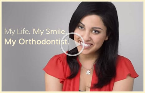 My Life My Smile My Orthodontist Video Thumbnail at Britto Orthodontics in Chantilly and Woodbridge VA