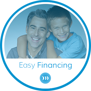 Easy Financing Horizontal Hover at Britto Orthodontics in Chantilly and Woodbridge VA